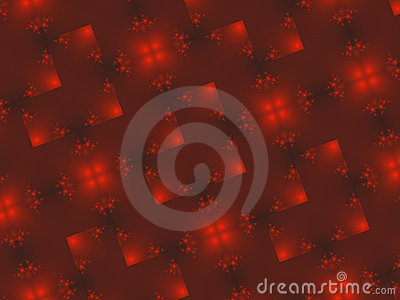 Dark Red Holiday Background