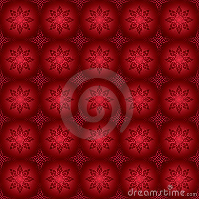 Dark red pattern for background - vector