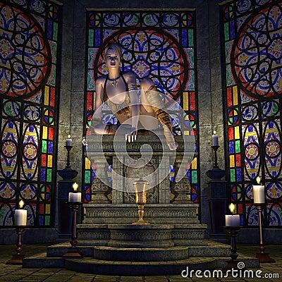 The dark Ritual