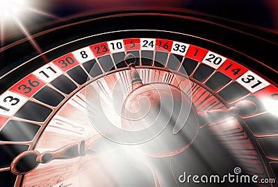 Dark roulette