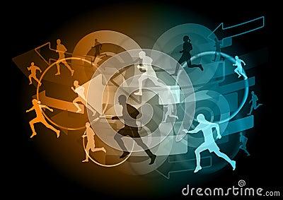 Dark runners