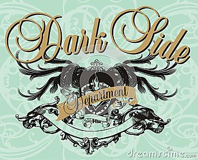 the dark side wings