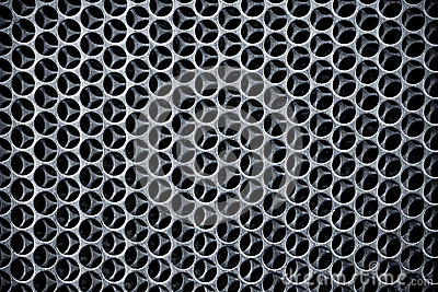 Dark Steel grid background