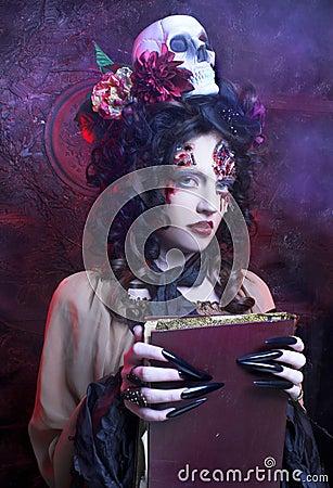 Dark Witch.