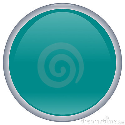 Darkcyan aqua button
