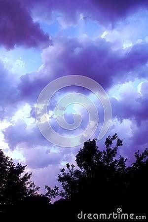 Darkening Sky 2