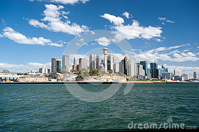 Darling Harbour in Sydney, Australia. Editorial Image