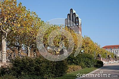 Darmstadt Mathildenhohe