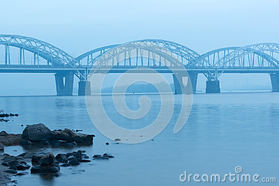Darnitskiy bridge
