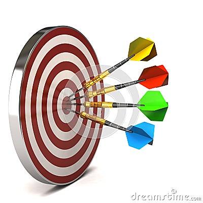 Free Dart Stock Image - 15235291