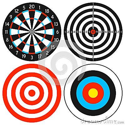 Dartboard and Target Set