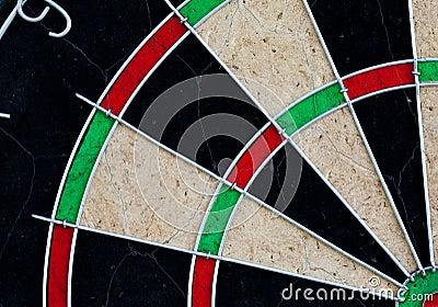 Dartboard texture