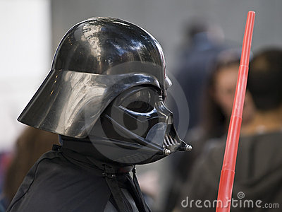 Darth Vader Editorial Stock Image