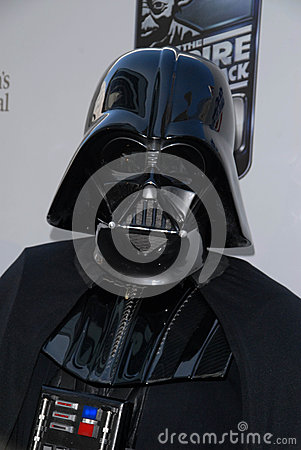 Darth Vader Editorial Stock Photo
