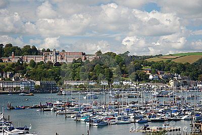 Dartmouth Harbour & Naval College
