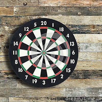 Free Darts Board Royalty Free Stock Image - 39324426