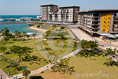 Darwin City Waterfront