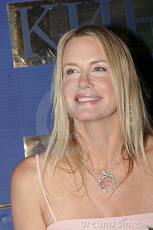 Daryl Hannah Editorial Stock Photo
