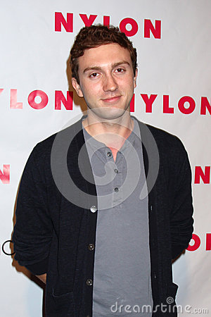 Daryl Sabara Editorial Stock Photo