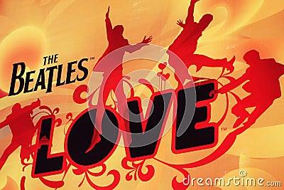 Das Beatles Redaktionelles Stockfotografie