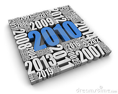 Das Jahr 2010
