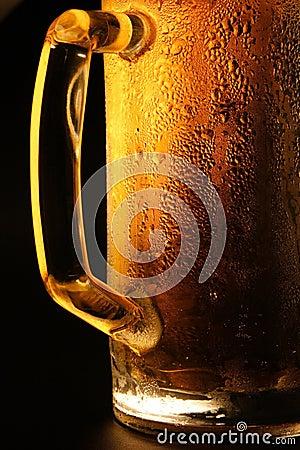 Das kalte Bier