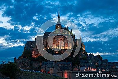 Das Mont Saint Michel