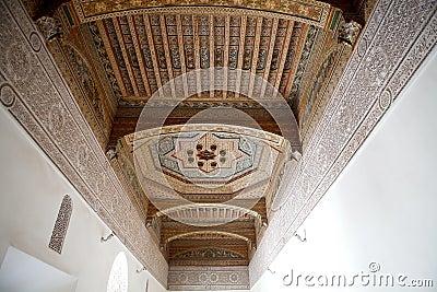 Das Museum von Marrakesch