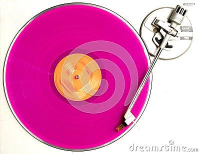 Das rosafarbene Album