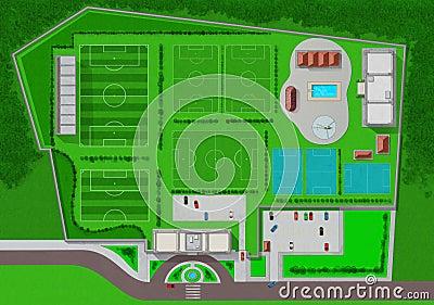 Das Schulungszentrum
