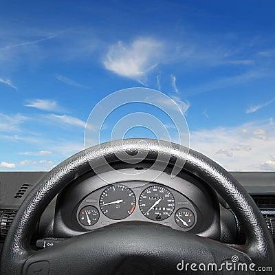 Free Dashboard Stock Image - 9983601