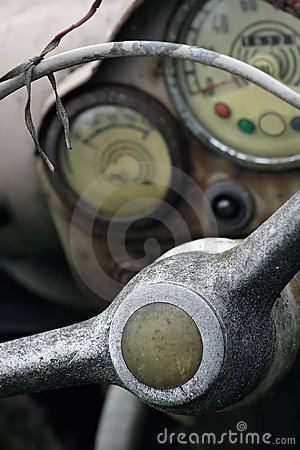 Dashboard out of use