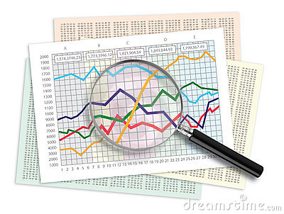 Data Analysis Royalty Free Stock Photography Image 22618147