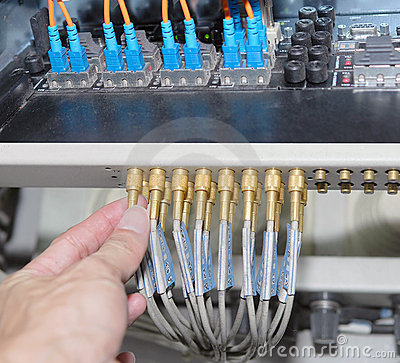 Data Center Royalty Free Stock Photo - Image: 11090255