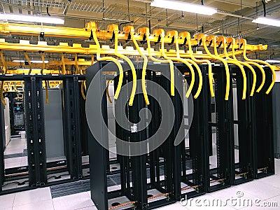 Data Center rack and stacks