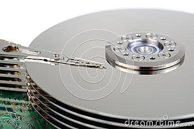 Data hard disk