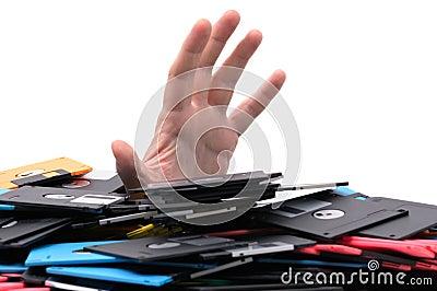 Data overloaded