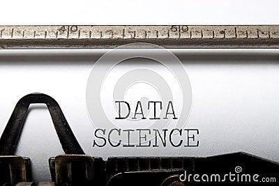 Data science Stock Photo