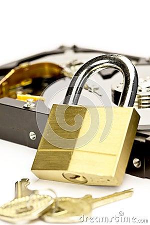 Free Data Security Stock Photo - 13337050