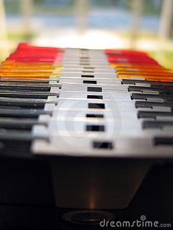 Data storage discs