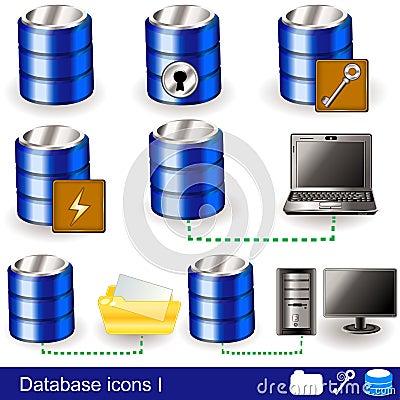 Database icons 1