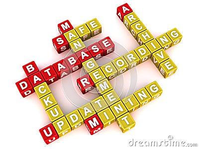 Database management concept
