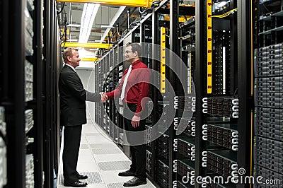 Datacenter deal