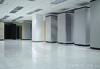 Datacenter interior #1