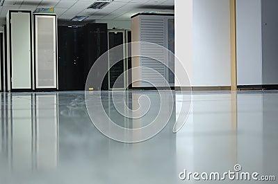 Datacenter interior #2