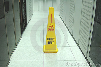 Datacenter safety.