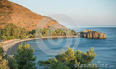 Datca Turquie Photo stock - Image: 28138460
