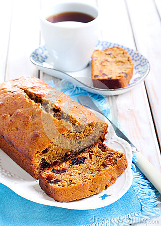 Free Date And Coffee Cake Royalty Free Stock Photos - 49612518