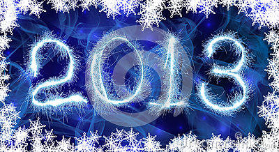 Date New Year 2013