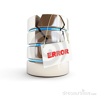 Datenbankfehler